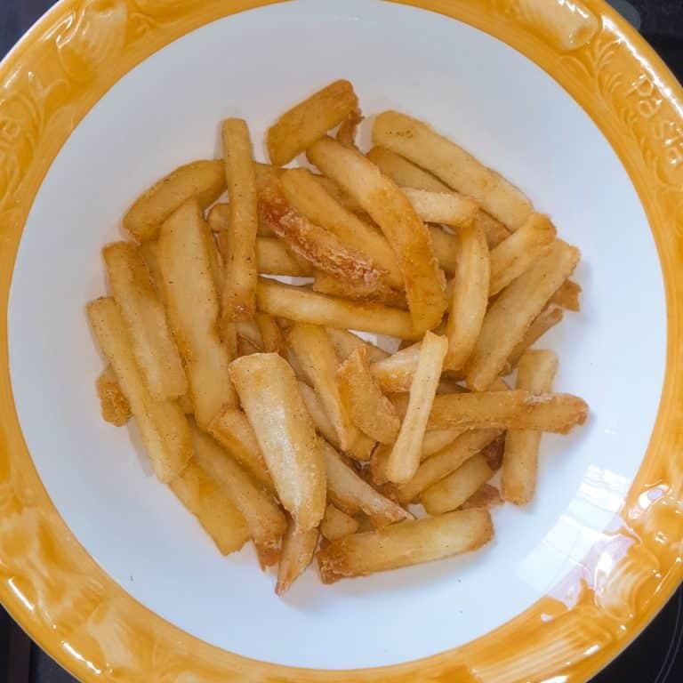 Echte patat .... - recept