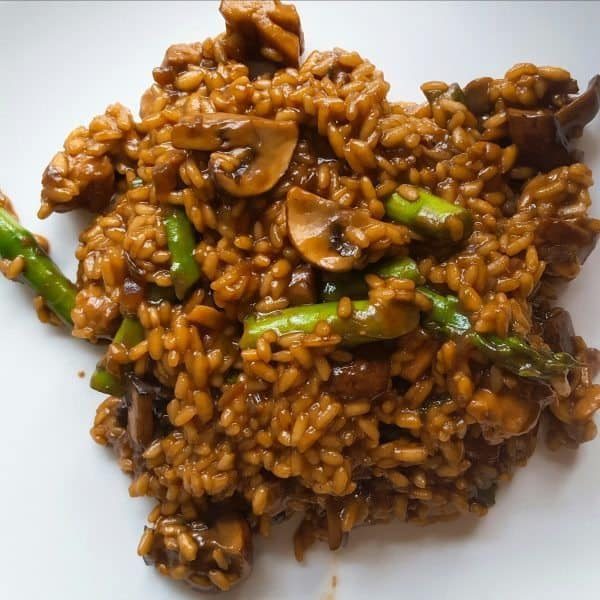 Japan meets Italië: Teriyaki-Risotto - recept