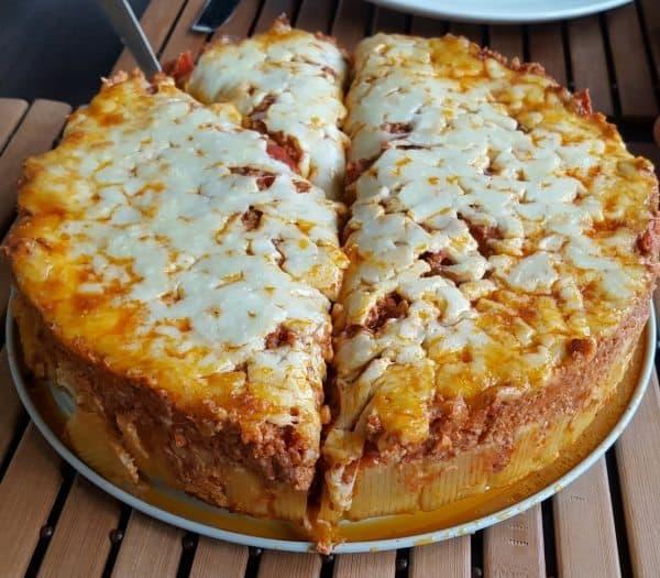 Pastataart - recept