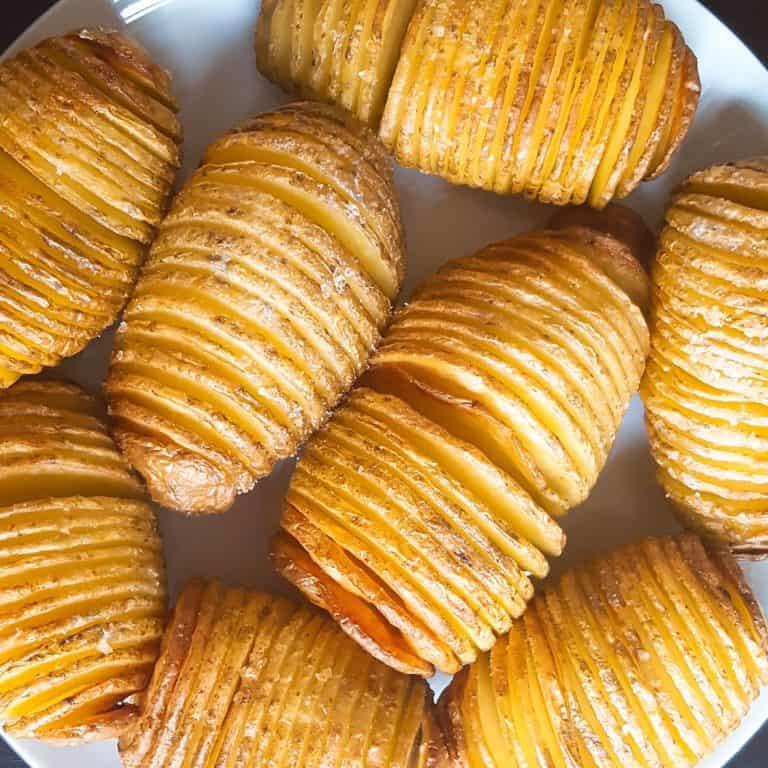 Hasselback aardappelen - recept