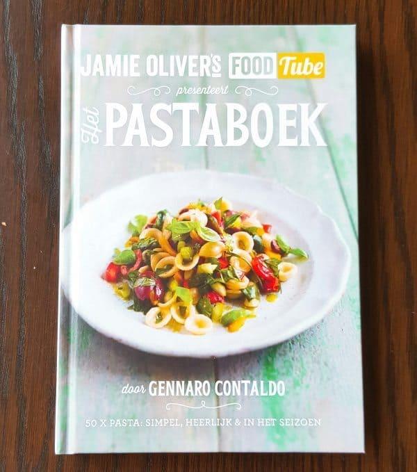 Gigli met Parmaham & asperges + Het Pastaboek WINACTIE!
