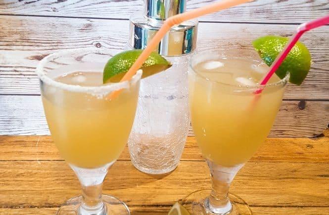 drankjes Margarita's