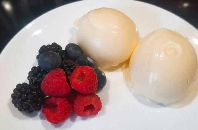 IJs yoghurt ijs