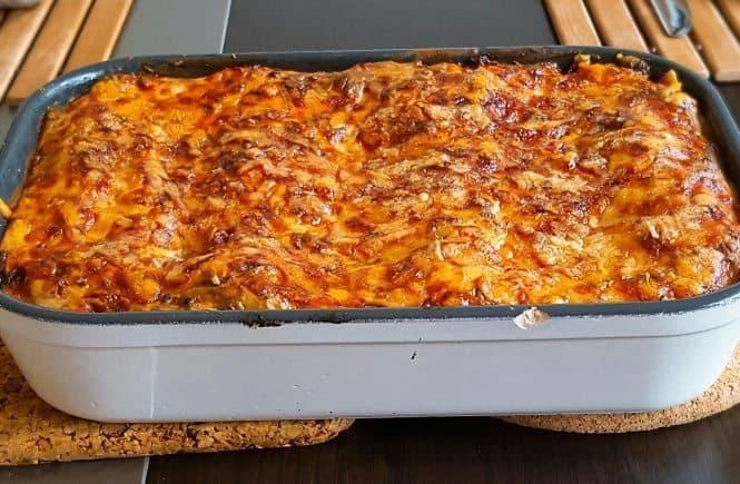 hoofdgerechten pasta lasagne
