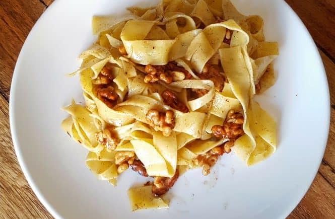 hoofdgerechten pasta hoofdgerechten vegetarisch pappardelle