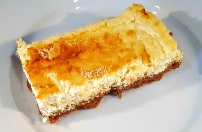 bakken - taart citroen cheesecake