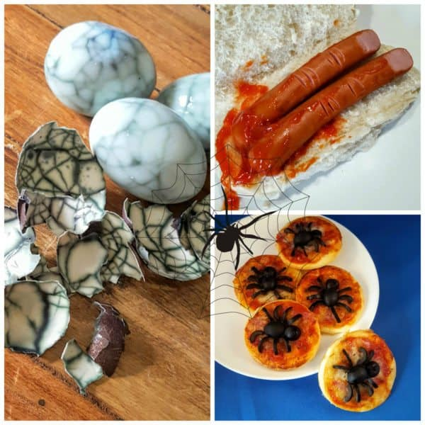 Het is bijna Halloween! 3 x scary snacks