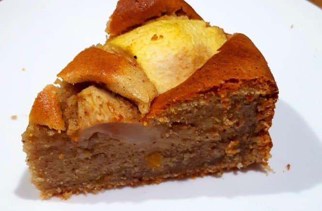 bakken - taart speculaastaart
