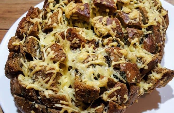 bakken - brood hapjes/snacks gevuld borrelbrood