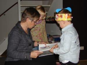 Sinterklaas avond 2008