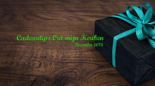 Culinaire Cadeautips December 2016
