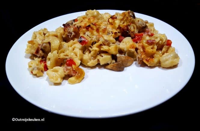 Recept Cheesy Tortellini