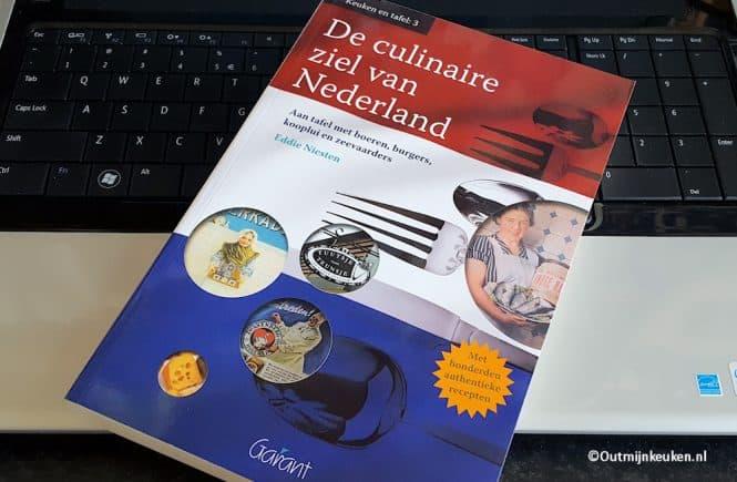 kookboeken Review De Culinaire ziel van Nederland