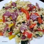 recept couscous salade