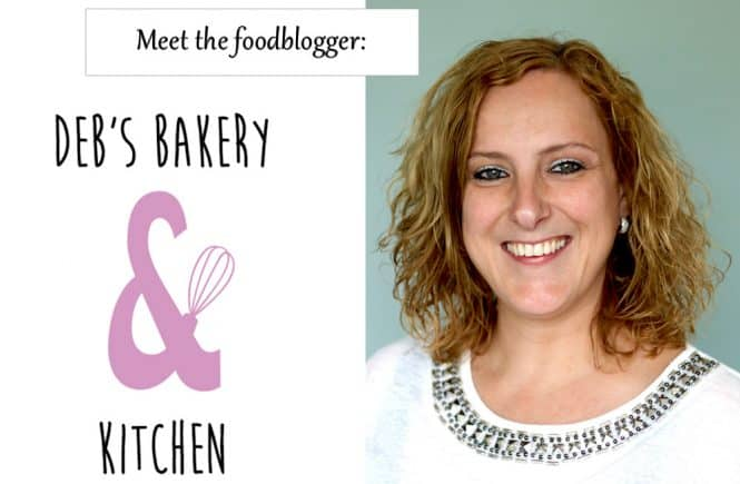 Meet the foodblogger Deb's bakery