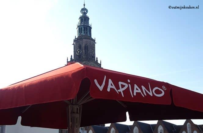 Opening Vapiano Groningen