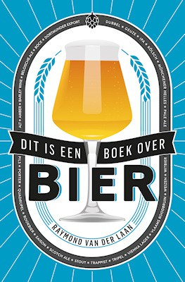 Dit is een boek over bier cover