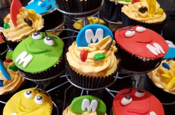bakken - cakes Cupcakes