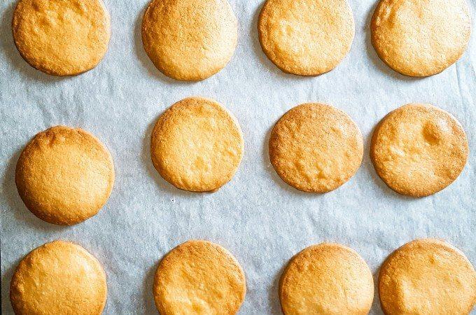 bakken - koek bros basis koekje