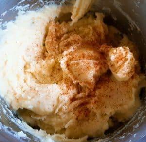 bijgerechten met aardappel basis puree