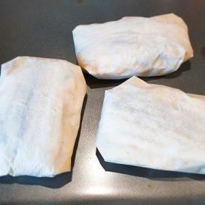 Pakketjes maken