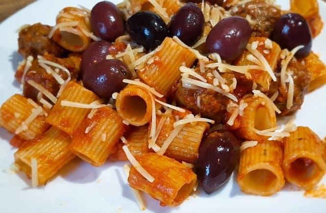 hoofdgerechten pasta