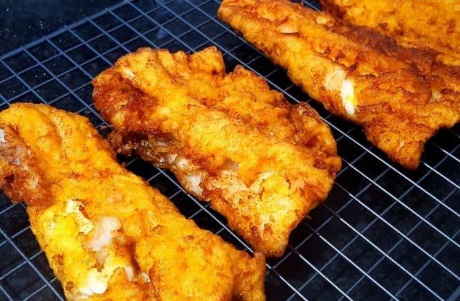 hoofdgerechten vis lekkerbekjes