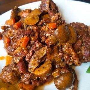 hoofdgerechten kip coq au vin