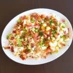 bijgerechten met aardappel salade