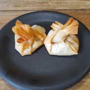 hapjes/snacks filodeeg hapje