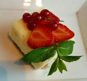 Tiramisu con Frutti