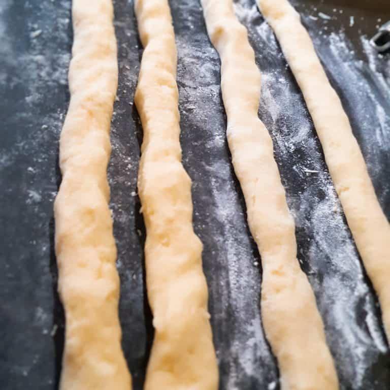 Fluweelzachte homemade gnocchi
