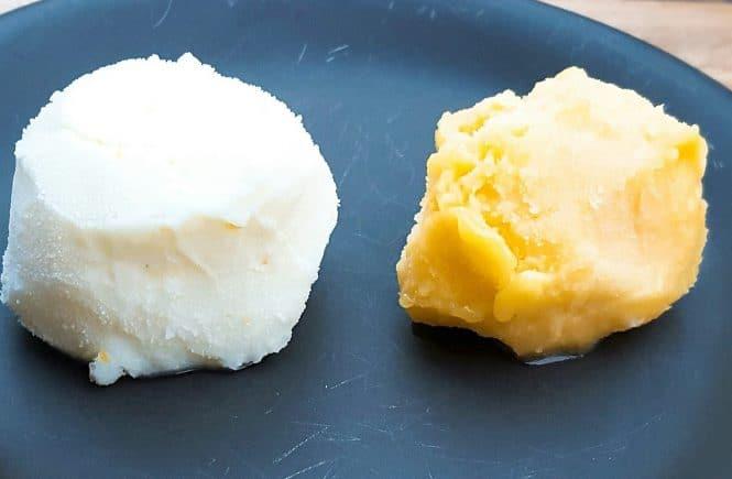 IJs citroen ijs