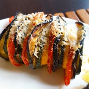 bijgerechten groente/fruit ratatouille