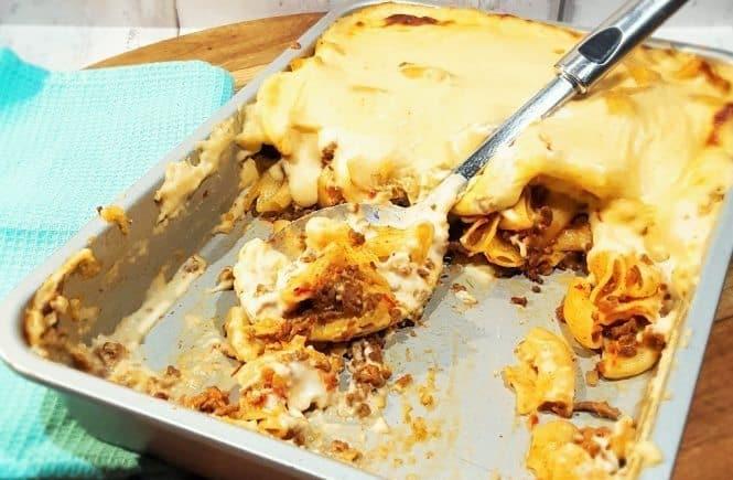 hoofdgerechten pasta pasticcio