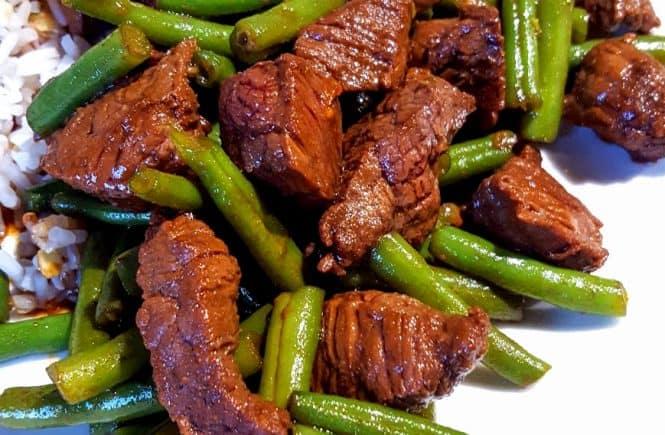 hoofdgerechten rundvlees biefstukreepjes