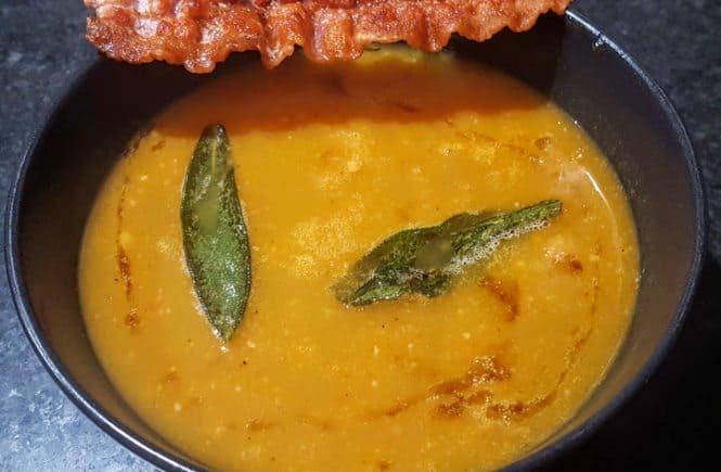 Recept pompoensoep