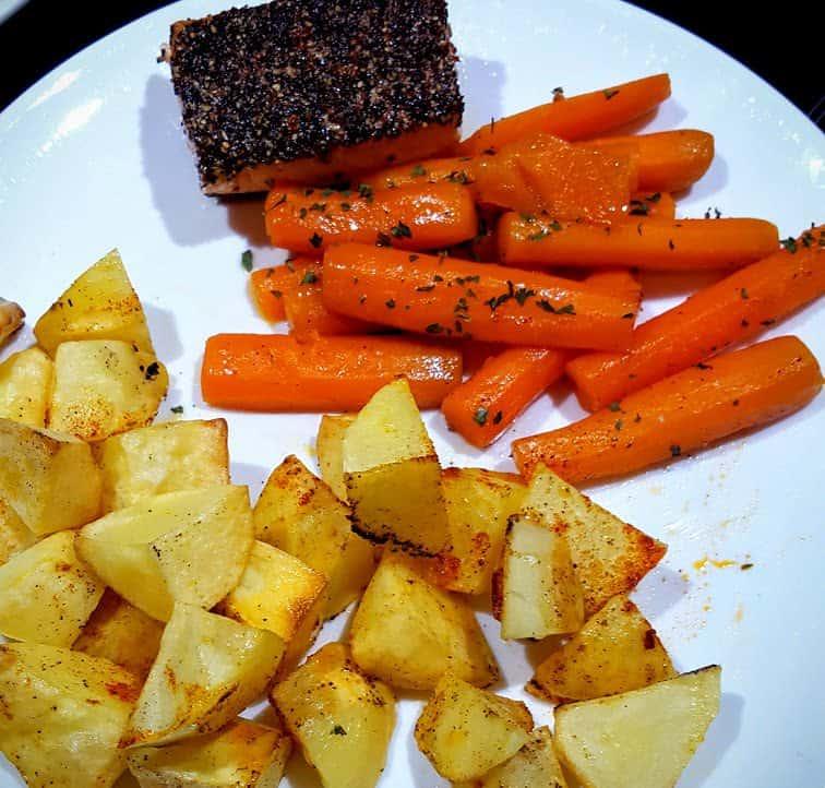 Zoete worteltjes