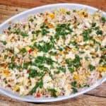 hoofdgerechten rijst rijstsalade