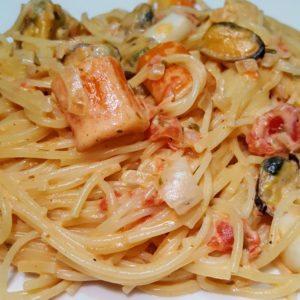 hoofdgerechten pasta hoofdgerechten zeevruchten pasta