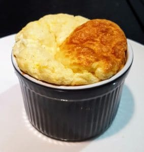 bijgerechten kaas kaassoufflé