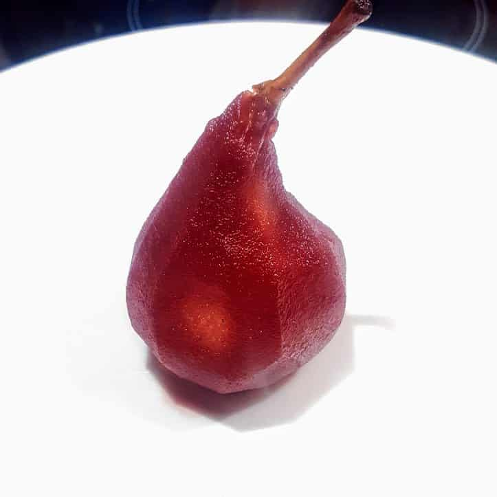 Stoofpeertjes uit de slowcooker (+ het recept voor in de gewone pan)