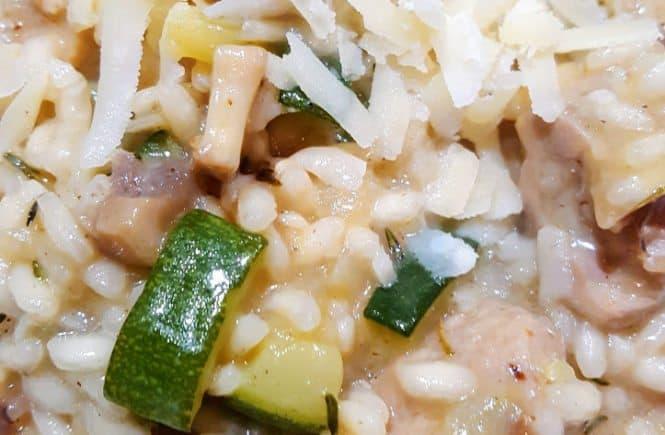 hoofdgerechten rijst risotto