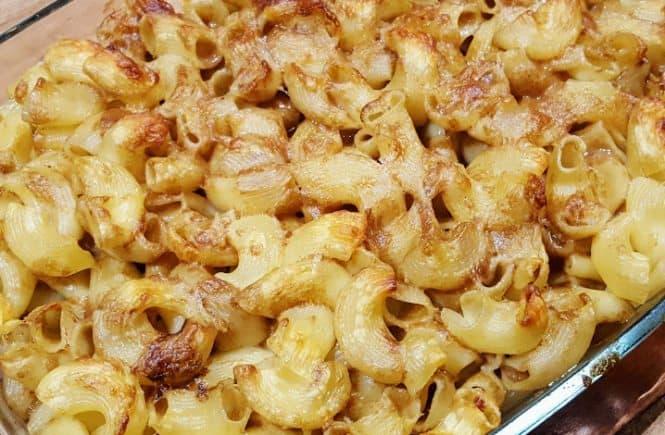 hoofdgerechten vegetarisch macceroni
