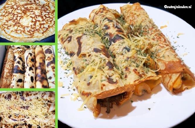 recept hartige pannenkoeken