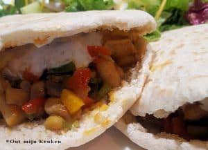 hoofdgerechten kip recept gezondere variant op broodje shoarma