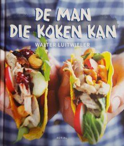 kookboeken De man die koken kan