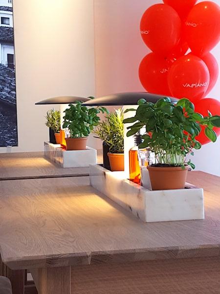vapiano interieur