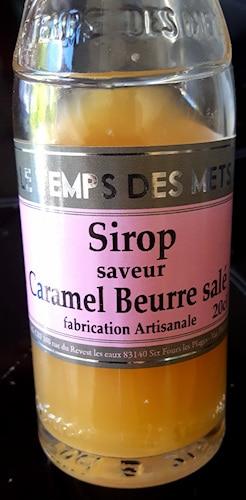 flesje caramel beurre salé