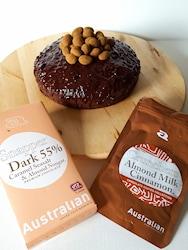 recept chocolade cake met Australian